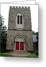 St Andrews Episcopal Church Greeting Card