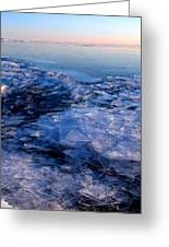 Superior Winter   Greeting Card