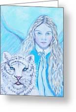 Tatiana Greeting Card