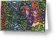 0002 Crevette Andalouse  Greeting Card