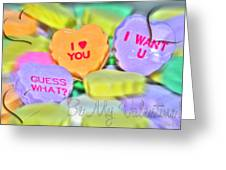 0004 Valentine Series Greeting Card