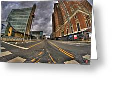 0011 Delaware Ave Greeting Card