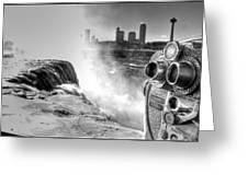 0014a Niagara Falls Winter Wonderland Series Greeting Card