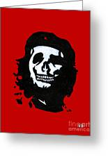 Che Of The Dead Greeting Card