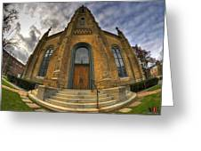 003 Westminster Presbyterian Church Greeting Card