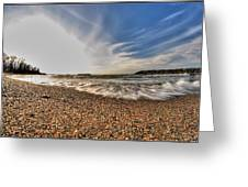 004 Presque Isle State Park Series Greeting Card