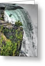 006 Niagara Falls Misty Blue Series Greeting Card