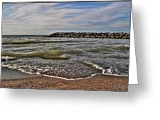 006 Presque Isle State Park Series Greeting Card