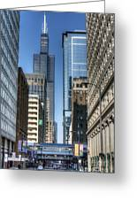 0078 Willis Tower Chicago Greeting Card