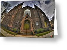 009 Asbury Delaware Avenue Methodist Church Greeting Card