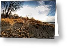 009 Presque Isle State Park Series Greeting Card