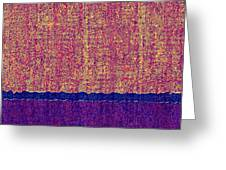 0116 Abstract Thought Greeting Card
