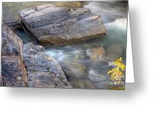 0180 Marble Canyon 2 Greeting Card