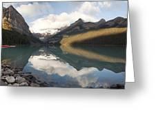 0183 Lake Louise Greeting Card