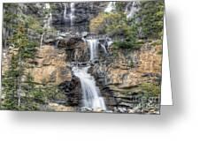 0194 Tangle Creek Falls 9 Greeting Card