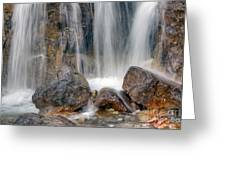 0203 Tangle Creek Falls 4 Greeting Card