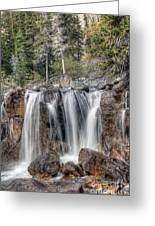 0206 Tangle Creek Falls 2 Greeting Card