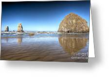 0238 Cannon Beach Oregon Greeting Card