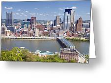 0240 Pittsburgh Pennsylvania Greeting Card