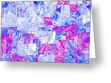 0318 Abstract Thought Greeting Card