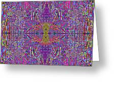 0320 Abstract Thoyght Greeting Card