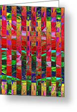 0337 Abstract Thought Greeting Card