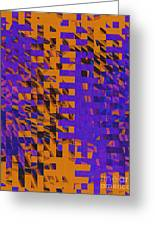 0347 Abstract Thought Greeting Card