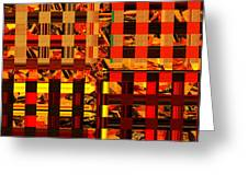 0409 Abstract Thought Greeting Card