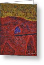 046 Abstract Thought Greeting Card