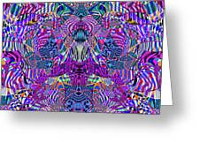 0476 Abstract Thought Greeting Card