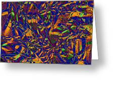 0630 Abstract Thought Greeting Card
