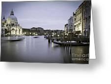 0696 Venice Italy Greeting Card