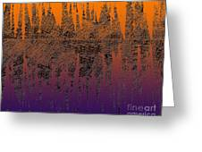 0740 Abstract Thought Greeting Card