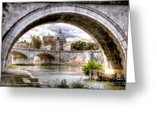 0751 St. Peter's Basilica Greeting Card