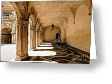 0758 Doge Palace - Venice Italy Greeting Card