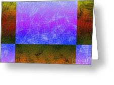 0770 Abstract Thought Greeting Card