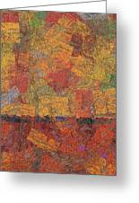 0774 Abstract Thought Greeting Card