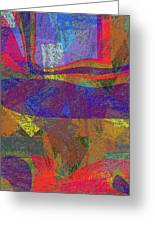0781 Abstract Thought Greeting Card