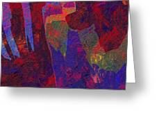 0788 Abstract Thought Greeting Card