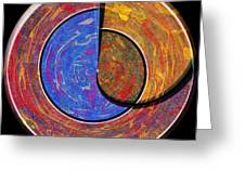0826 Abstract Thought Greeting Card