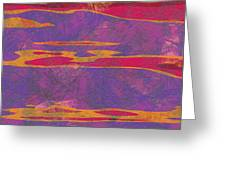 0858 Abstract Thought Greeting Card