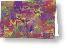 0866 Abstract Thought Greeting Card