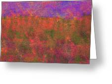 0867 Abstract Thought Greeting Card