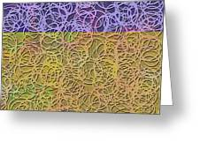 0872 Abstract Thought Greeting Card