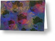 0885 Abstract Thought Greeting Card
