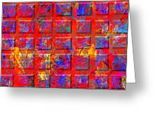 0890 Abstract Thought Greeting Card