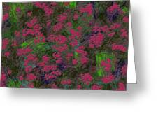 0901 Abstract Thought Greeting Card