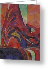 0910 Abstract Thought Greeting Card