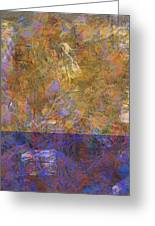 0913 Abstract Thought Greeting Card