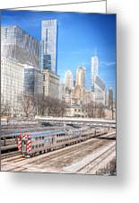 0945 Chicago Greeting Card